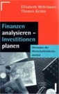 Finanzen analysieren