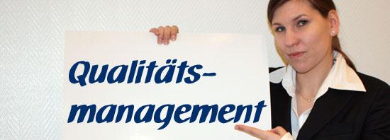 Qualitätsmanagement verbessert die Kundenorientierung