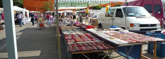 Wochenmärkte und Events, Optimierung und verbesserte Vermarktung von Wochenmärkten, Studie, städtebaulicher Verband