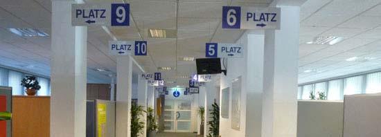 Organisationsuntersuchung im Bürgerbüro einer Kommune