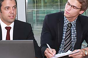 Beratung zum Businessplan zur Gründung einer Energieagentur