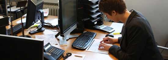 Stellenbemessung und Organisationsuntersuchung der Vorzimmer der Vorstände in einer Kommune (mit Schnittstelle zum Sitzungsdienst)